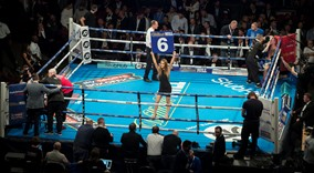 Callum Smith vs Luke Blackledge Fight