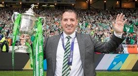 Celtic win Scottish Cup 2017