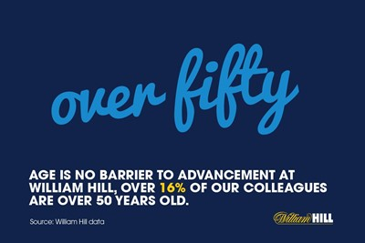 About people development at William Hill...