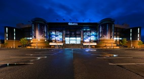 Hampden Park Face Lift
