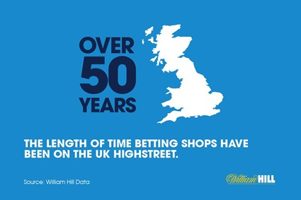 About betting shops in the community...