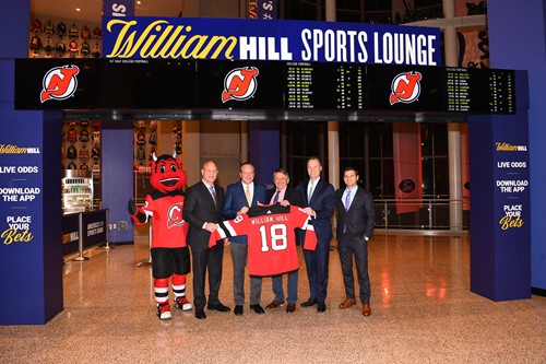 William Hill Plc National Hockey League And William Hill Announce