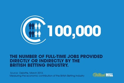 Gambling industry jobs