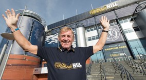 FREE Kenny Dalglish Stand sw13