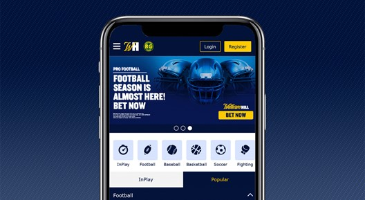 William hills betting app betting college football strategies offense