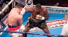 Luis Ortiz vs David Allen Fight